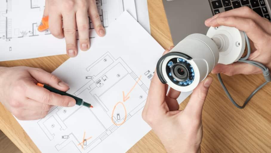 Fyra fördelar med kamerabevakning